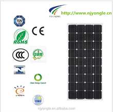 High efficiency yingli solar panel,transparent solar panel