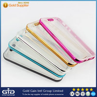 [GGIT] Combo Plating Bumper TPU Case Cover For iPhone 5
