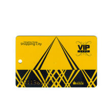 Hangzhou Tower Shopping City VIP Card magnetic stripe card