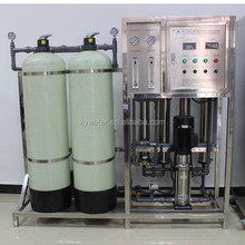 Guangzhou manufacturer new style water treatment 1000LPH price of water purifying machines