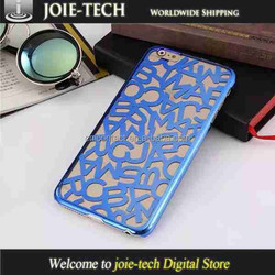 popular and fashion letter pc case for iphone 6
