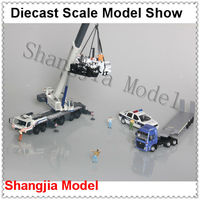 Construction Model SHOW! die cast scale model construction,china metal diecast models supplier