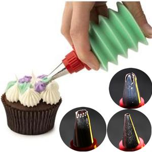 3 pçs/set bolos decoração projeto sobremesa decorador Cupcakes cozinhar Baking pastelaria ferramentas de dispositivos da cozinha Dining Bar acessórios