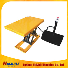 High capacity electric platform lift/electric platform truck/elevated work platform