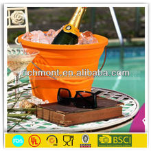 Mopping bucket/silicone bucket/silicone collapsible bucket