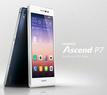New 5.0 Inch Low End Phones Huawei Ascend P7 Octa Core Incell Screen 1920*1080 4G TDD-LTE Smartphone