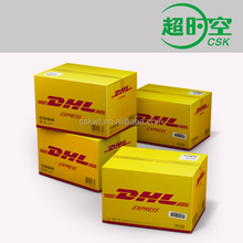 DHL Shipping from China to Portugal