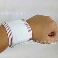 Wrist Support Elasticated Wrist Wraps New Product For Sport Wrist Band