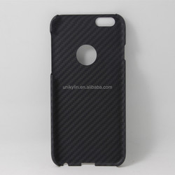 New style carbon fiber case for iphone 6 ,Hard plastic case for iphone 6 cover,wood case for iphone 6 case