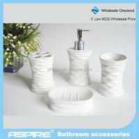 Bathroom Accessories european sanitary ware sets