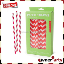 Let's Party Cheap Party Favors Red And White Straws