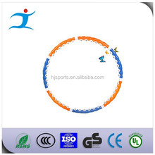 Weighted Sports Hula Hoop for Weight Loss - Trim Hoop . With Ridge
