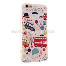 Phone Cases MOBILE CASES 3D relief process For iPhone 5 5S car