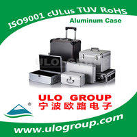 Updated Branded Beautiful Cosmetic Aluminum Case Manufacturer & Supplier - ULO Group