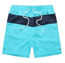 latest cheap men's swim shorts men beachwear