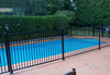 Good quality best price horizontal aluminum fence supplier in china alibaba