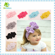 Newest colorful lace bowknot hairband headband, bowknot flower baby lace headband