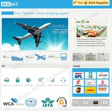 Competitive Shenzhen China air consolidation shipping to New Jersy New York USA