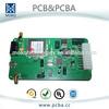 OEM gps tracker pcb circuit board, gps tracker pcb, customized gps tracker pcb control board