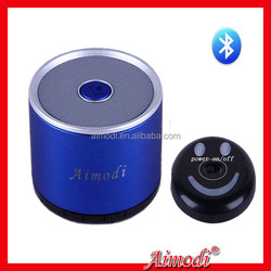 Any Color sound box bluetooth mini speaker for ipod laptop
