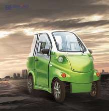hot sell low speed fashion 2 seats 3 seats electric car import