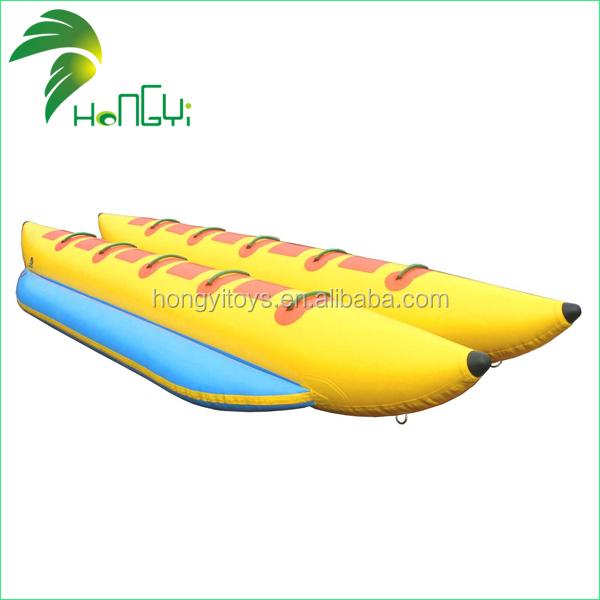Exquisite Workmanship Hot Design Inflatable Water Banana Boat.jpg
