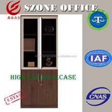 File Cabinet/SZ F-005 Aluminium door file cabinet/wooden file cabinet