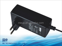 65w 18v 20v 24v wall plug power adapter /charger with CE/UL/CUL/FCC/PSE/GS/SAA certificates