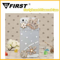 Crown Rhinestone mobile phone Case;Jewel Cases for Christmas's best gifts;Diamond cases.