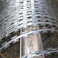 Low price barbed wire weight 1kg/meter from alibaba China supplier