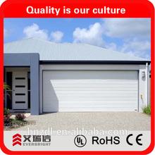Puerta seccional para garaje de color blanco y panels y accesorios para puerta seccional de garaje