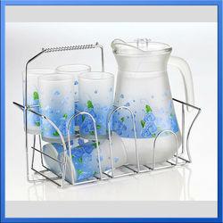 glassware drink set/all kinds of glassware/tableware