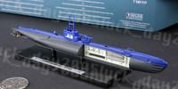 ATLAS 1:350 World War ll Royal Hui army HMS Safari-1943 submarine model