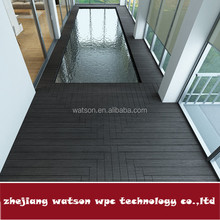 Factory price wpc outdoor flooring/composite decking/wpc decking