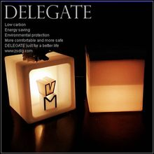 Bottom price best sell color changing led cube furniture sale