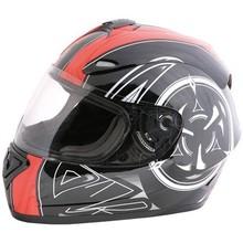 ECE motobike casco motorcycle full face helmet