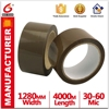 Super Adhesive Brown OPP Packing Tape For Packing or Bag Sealling