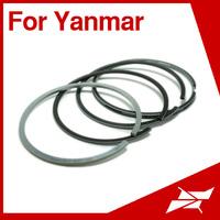 TD 100MM Piston Ring Set for Yanmar marine diesel engine