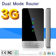 WCDMA EVDO Rev.B Dual Mode Router
