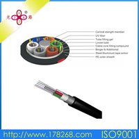 factory price 10 core fiber optic cable fiber optics cable manufacturers in Guangzhou