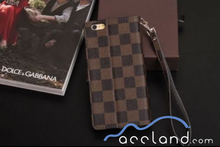 Fashion Deluxe Leather Wallet Flip Cover Luxury Fur Mobile Phone Case For Apple iphone 6/6 PLUS