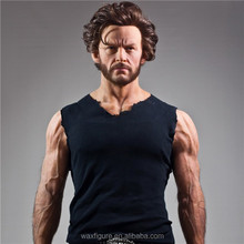 wax figure for sale of world famous action Wolverine-Hugh Jackman wax figure