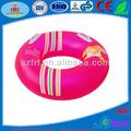 pvc inflável anel de natação para crianças