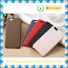 2015 new arrival UniColor original genuine leather case for iphone 6, for iphone 6 leather case