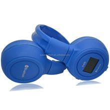 convenient operate Wireless surround sound bluetooth headset cordless music headset in shenzhen