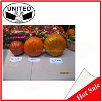 2015 hot sales fake foam pumpkin for home decoration