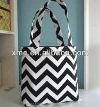 Digital printing Cotton and linen hand bags/canvas cloth Portable shopping bag