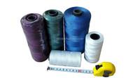 factory price colored nylon twine 210d