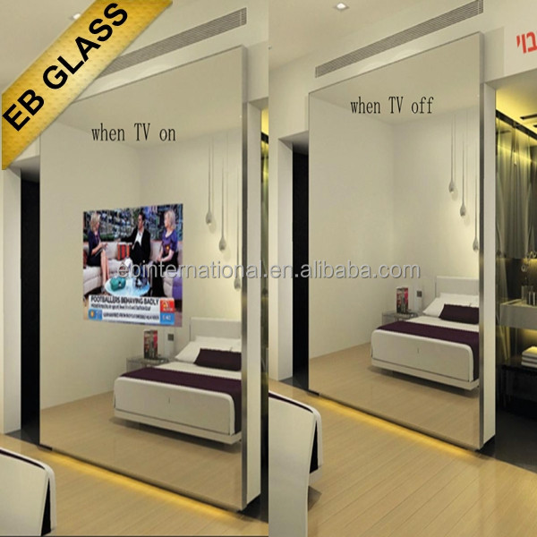 application mirror tv hidden tv frame tv screen mirror advertising machine mirror hotelhome decoration furniture electrical display