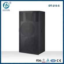Nightclub passive loud speakers and subwoofers
